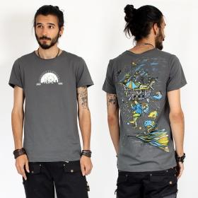 "\""Circus\"" t-shirt, Dark Grey"