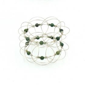 Classic Mandala, Jade stone