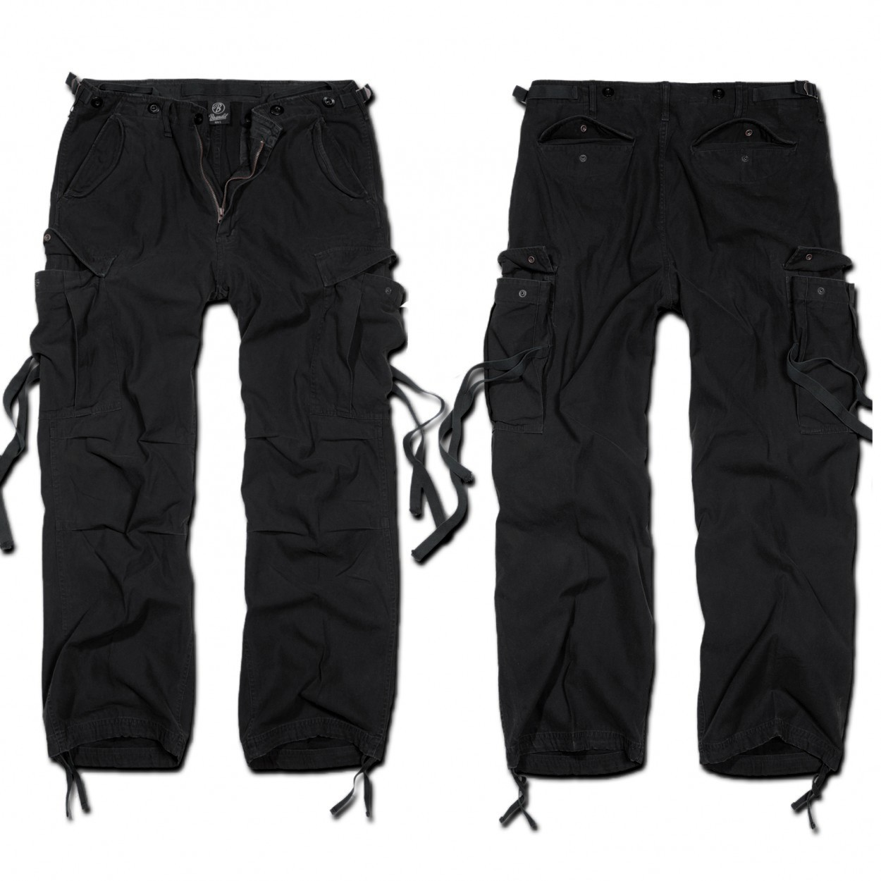 "Combat trousers Surplus ""Cargo M65 Vintage\"", Black"