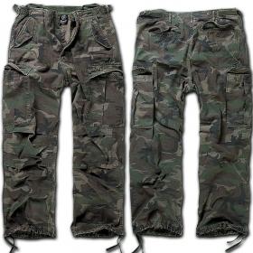 "Combat trousers Surplus \\\""Cargo M65 Vintage\\\"", Camouflage"