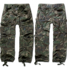 "Combat trousers surplus \""cargo pure\\\"", camouflage"