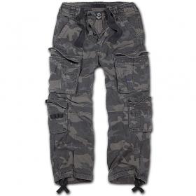 """Combat trousers surplus \\\""""cargo pure\\\"""", dark camo"""