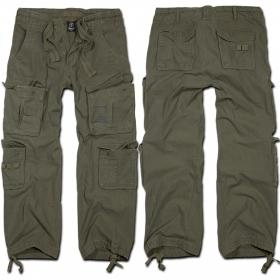 """Combat trousers surplus \\\""""cargo pure\\\"""" kaki"""