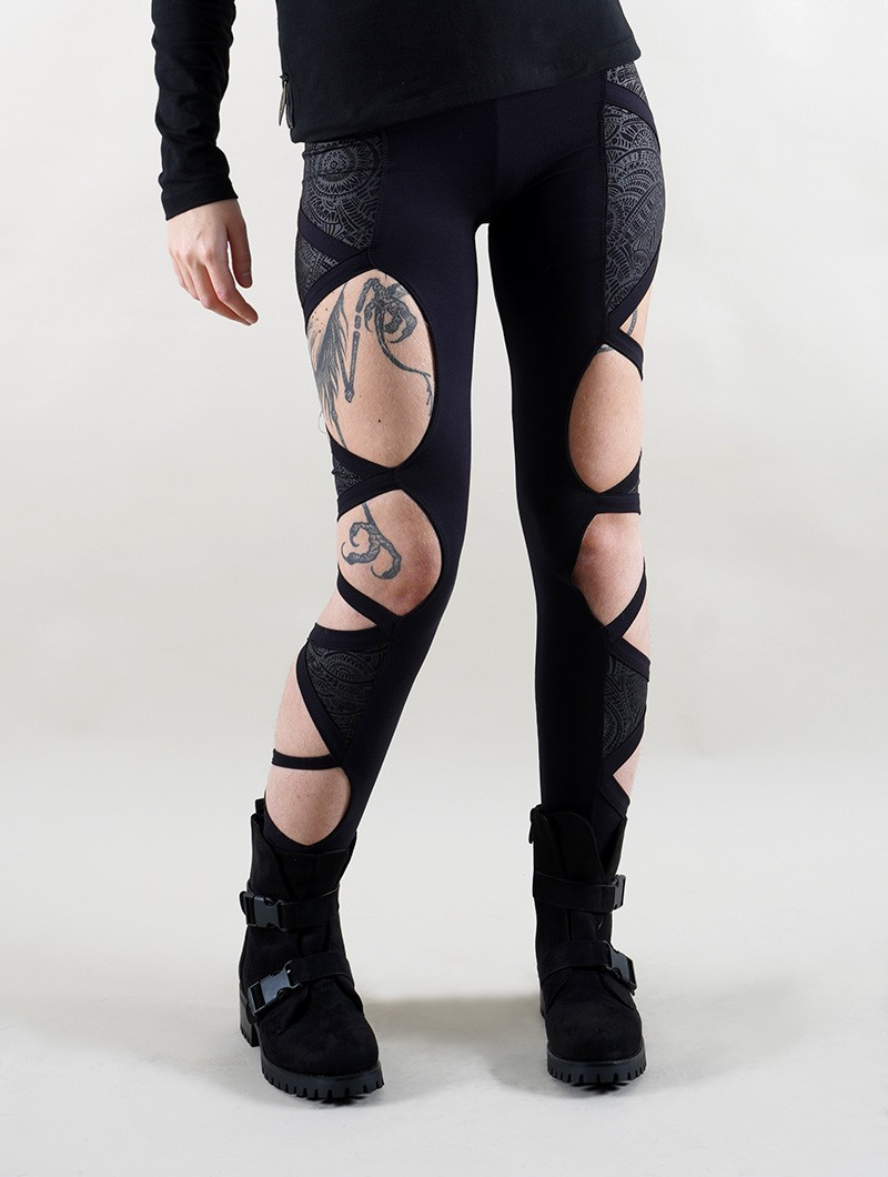 """Daena\"" leggings, Black"