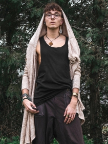 "\""Danaeriz\"" shawl, Beige"