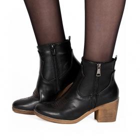 "\""Dasmaya\"" boots, Black"