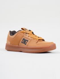 DC Shoes Lynx Zero , Camel nubuck leather