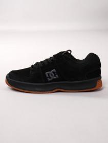 DC Shoes Lynx Zero, Black nubuck leather