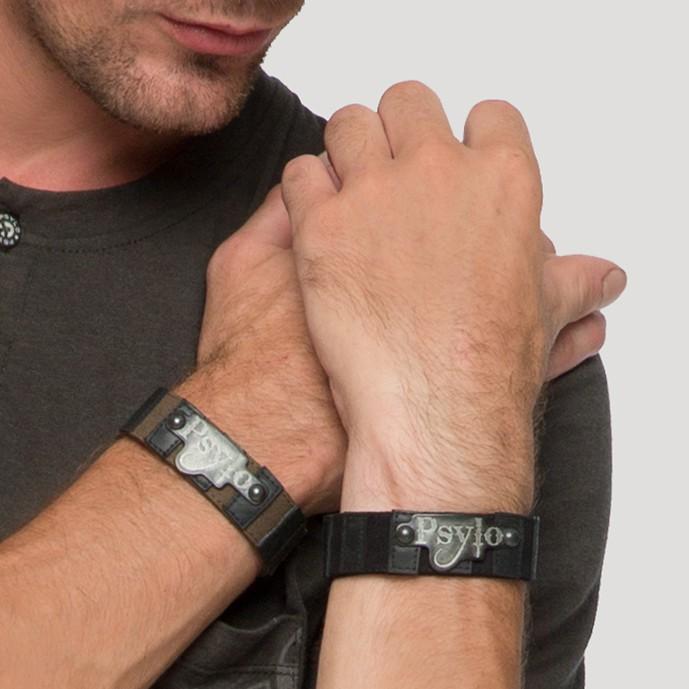 "\""Debra\"" wristband"