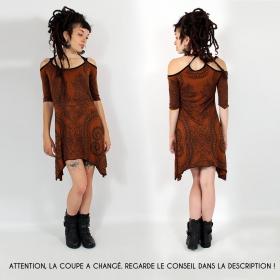 """Diana Paisley"" dress, Sienna"
