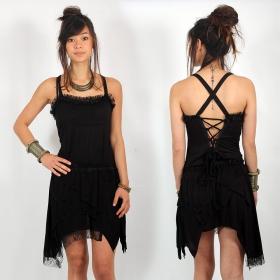 "Dress \""Sukiyo\"", Black"