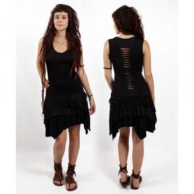 """Dress \\\""""tanika\\\"""" black"""