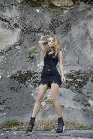 "Dress liloo \\\""jadeite\\\"", black"
