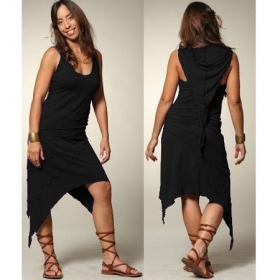 """Dress luna \\\""""sassy\\\"""", black"""