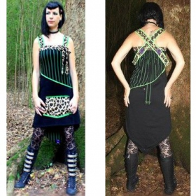 "Dress xorgin \\\""loca\\\"", black"