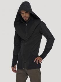 "\""Dulce\"" coat, Black"