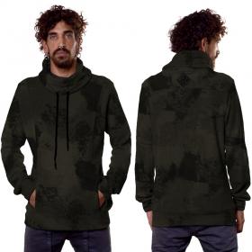 "\""Dusty\"" hoodie, Khaki camouflage"