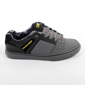 DVS Celsius CT, Grey and black nubuck leather