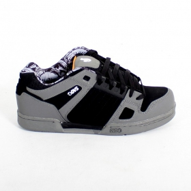 DVS Celsius CT, Grey leather and black nubuck