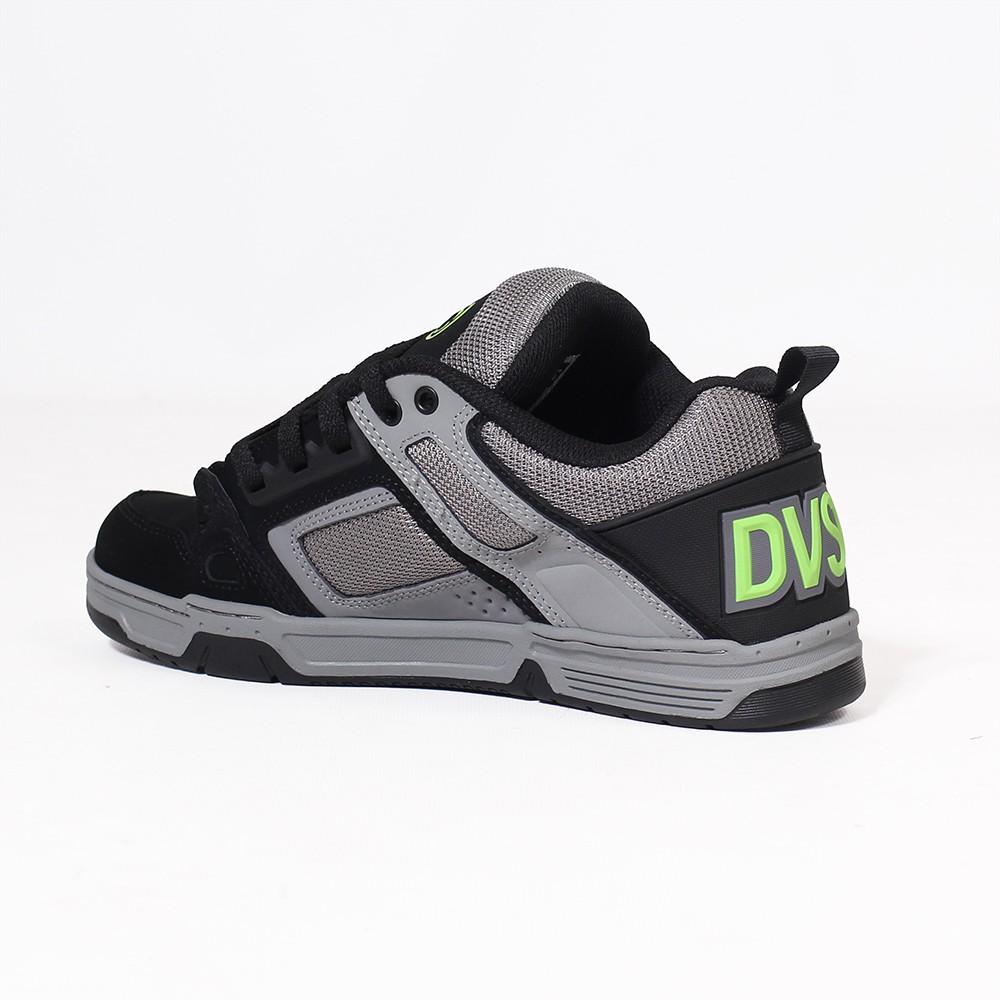 DVS Comanche, Light and dark grey nubuck leather