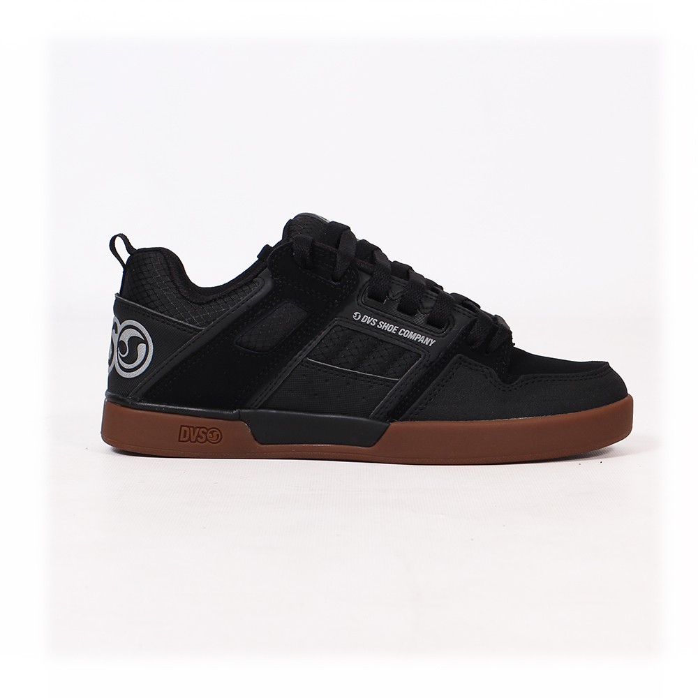 DVS Comanche 2.0+, Black leather
