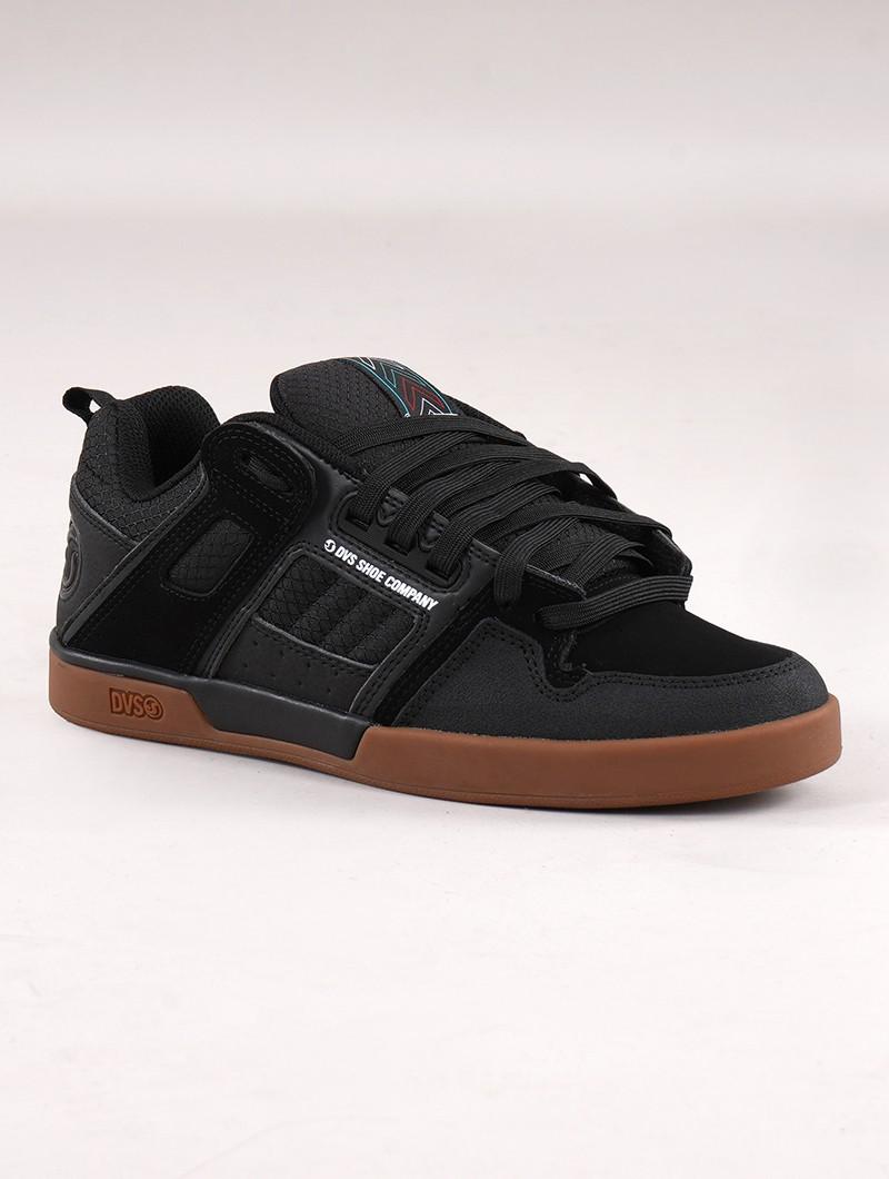 DVS Comanche 2.0+, Black leather