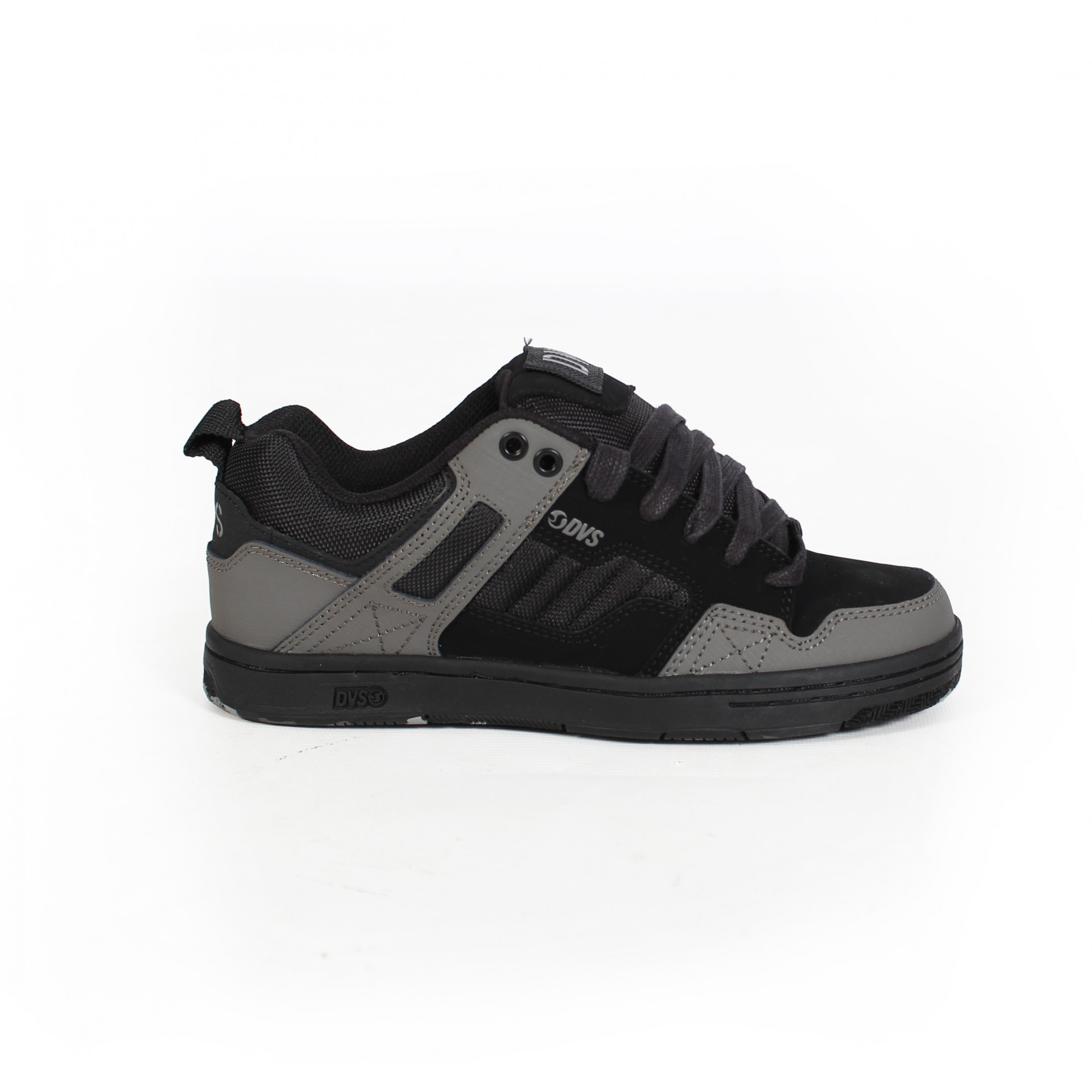 DVS Enduro 125, Black leather with grey details and camo