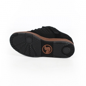 DVS Enduro 125, Black nubuck leather