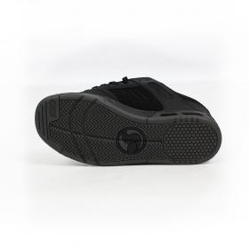 DVS Enduro Heir, Black leather and black details