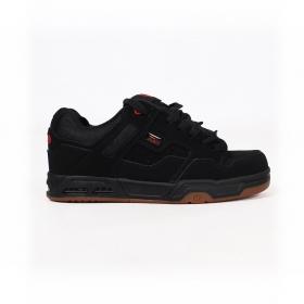 DVS Enduro Heir, Black leather