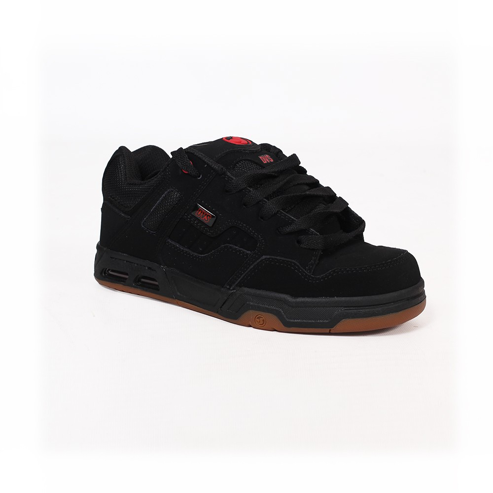 DVS Enduro Heir, Black leather