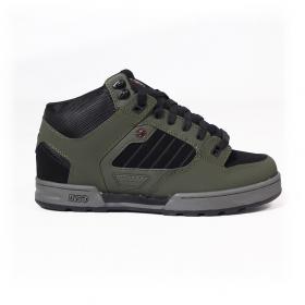 DVS Militia Boots, Khaki leather and black details