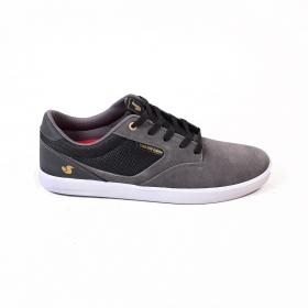 DVS Pressure SC+, Grey suede leather