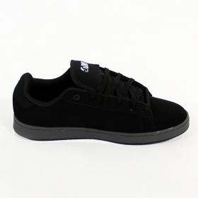 DVS Revival 2, Black nubuck leather