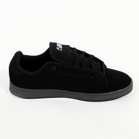 DVS Revival 2, Black nubuck leather