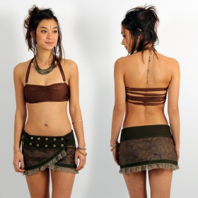 """Elani\"" bra, Brown"