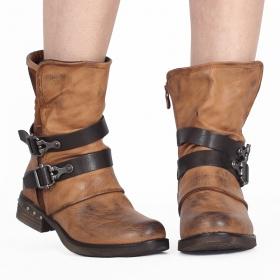 "\""Elenwë\"" boots, Camel"