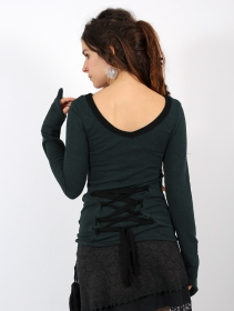 ""\""""Eo-Lüne"""" pullover, Teal and black""211|280|?|en|2|8de56aa8332113619e85f13df78ebbc8|False|UNLIKELY|0.28210926055908203