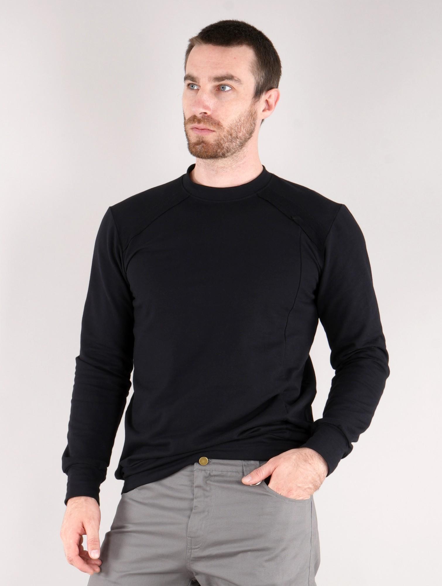 "\""Felagund\"" sweatshirt, Black"