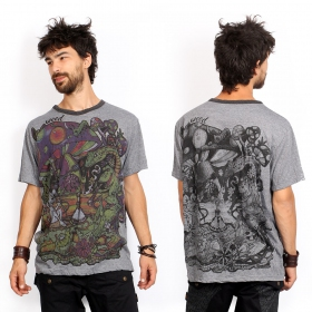 """Fiesta\"" t-shirt, Dark grey"