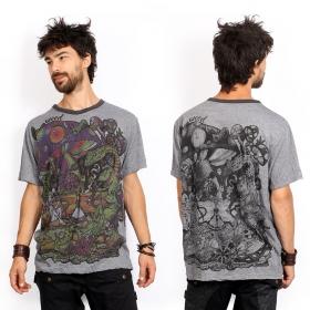 "\""Fiesta\"" t-shirt, Dark grey"