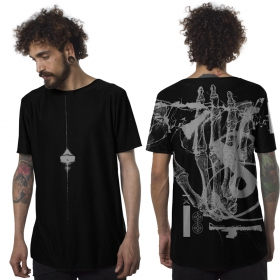 """Flint\"" t-shirt, Black"