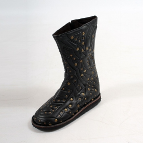 """Flower of life \""""crystal boots\"""""""