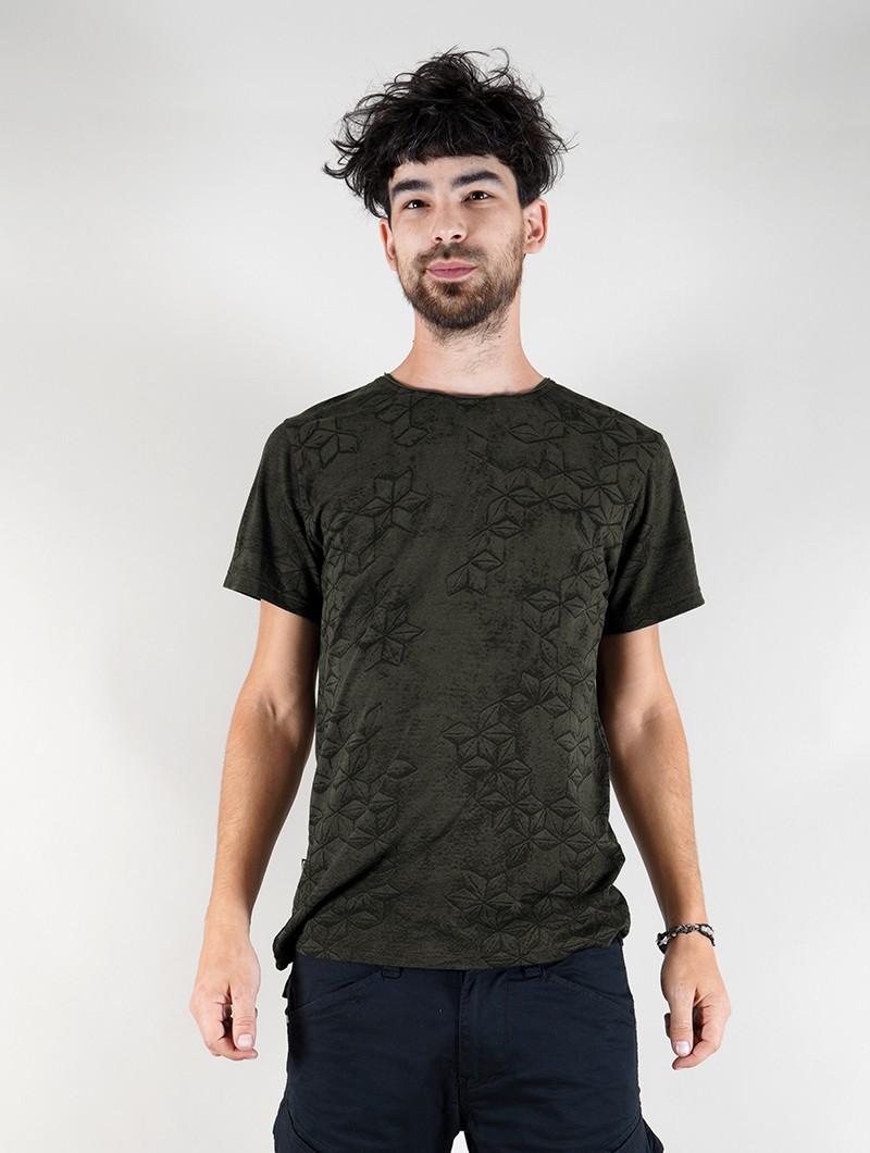 "\""F.O.L\"" t-shirt, Khaki green"