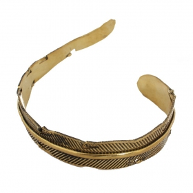 """Fteró Feather \"" bracelet"