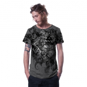 "\""Fusion Culture\"" t-shirt, Black"