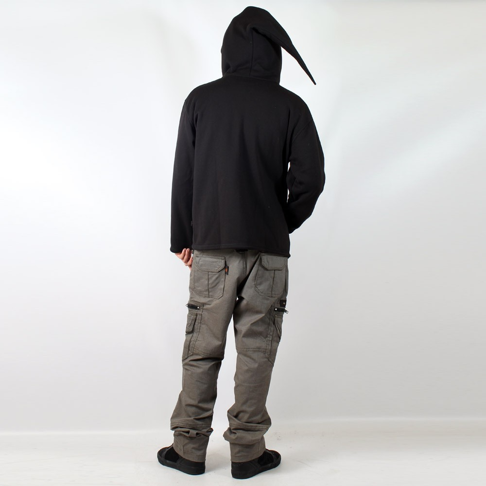 "GadoGado Jacket dwarfhood ""Hauni\"", Plain black"