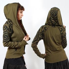"""GadoGado Light jacket \""""Avatar\"""", Khaki"""