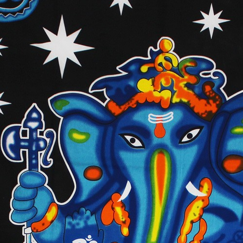 ""\""""Ganesh Colors"""" hanging, Blue and black""500|500|?|en|2|edf62de3ee3facbef86c65fadc9fc5d2|False|UNLIKELY|0.3644358217716217