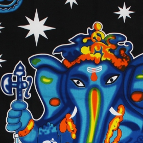 ""\""""Ganesh Colors"""" hanging, Blue and black""280|280|?|en|2|ce53bef2a456f195ad4148080e0accd0|False|UNLIKELY|0.3657873272895813